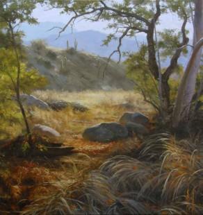 A New Start, 24×30 (Sanders Gallery $3100)